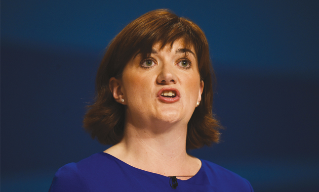 Education Secretary Nicky Morgan 'dodges' MPs' careers questions
