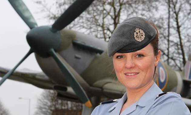 Outstanding RAF training