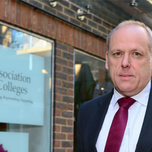 Sector chief tells of jobs fear as providers face 24pc funding cut