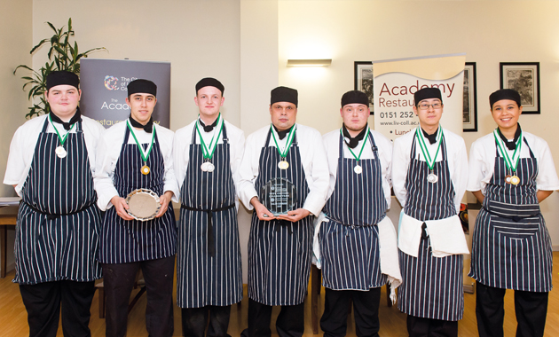 Liverpool chefs taste success — again