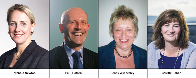 Edition 127: Nichola Newton, Paul Hafren, Penny Wycherley & Colette Cohen