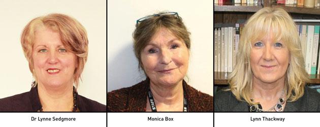 Edition 129: Dr Lynne Sedgmore, Monica Box & Lynn Thackway