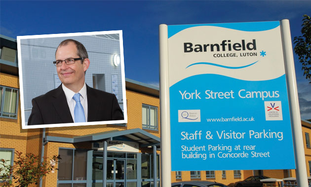 Barnfield looks for 'new partners' after academies split rubber-stamped