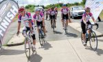 College cyclists conquer their own Everest