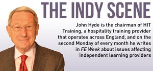 Indy-Scene