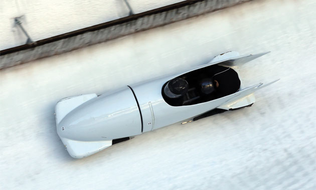 Speeding to bobsleigh success