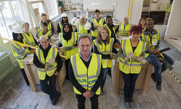 Funding pulled from construction apprenticeships