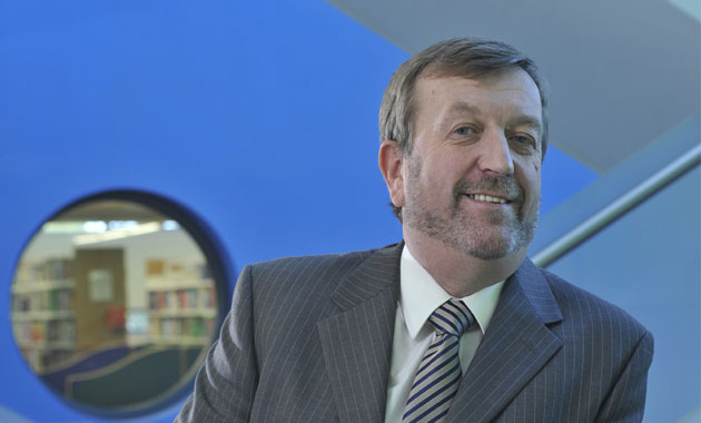 FE Commissioner offers president advice