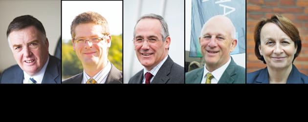 Edition 132: Richard Atkins, David Henley, David Lawrence, Clive Bound & Jan Hodges