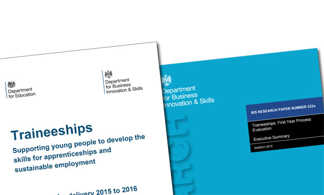 Traineeship financial incentive proposal rejected by government