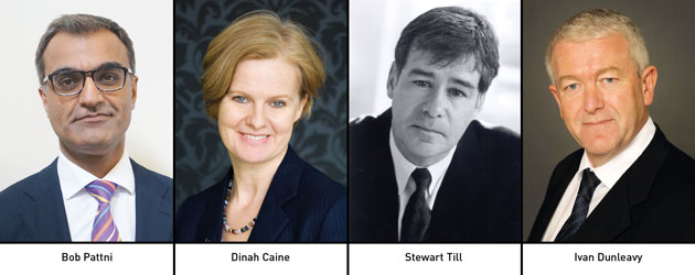 Edition 133: Bob Pattni, Dinah Caine, Stewart Till & Ivan Dunleavy