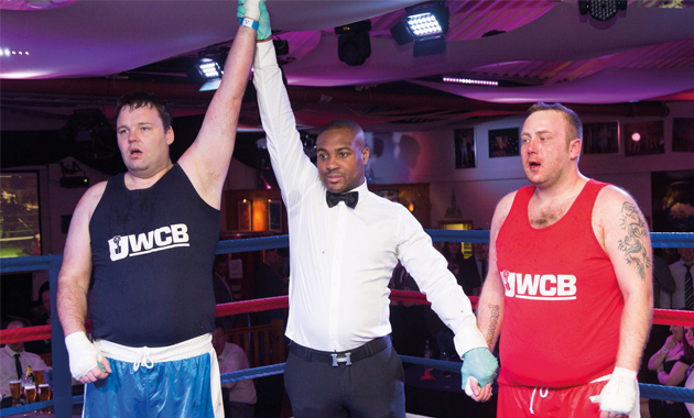 Boxing clever to raise money in memory of loved one