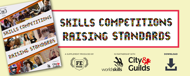 Free supplement: Skills Competitions Raising Standards