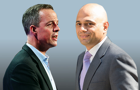 Nick Boles and Sajid Javid