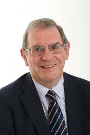 New College Telford governor Graham Briscoe