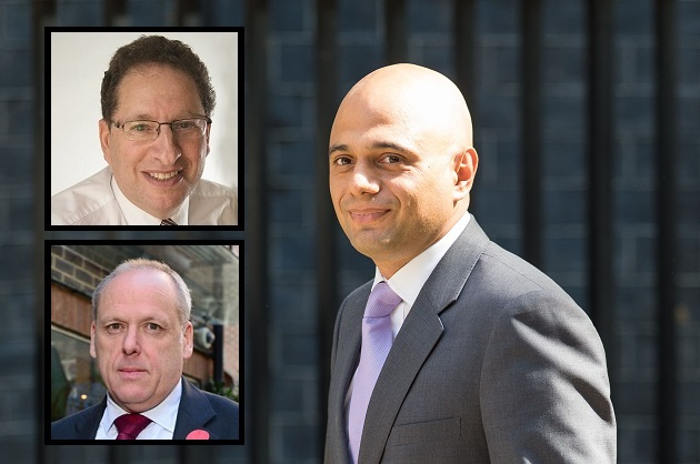 FE leaders welcome new Business Secretary Javid's 'experience' of sector
