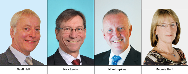 Edition 137: Geoff Hall, Nick Lewis, Mike Hopkins & Melanie Hunt