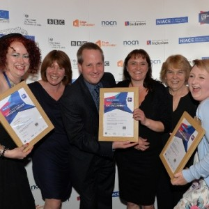 Adult learners' struggles to achieve recognised at lavish annual awards ceremony