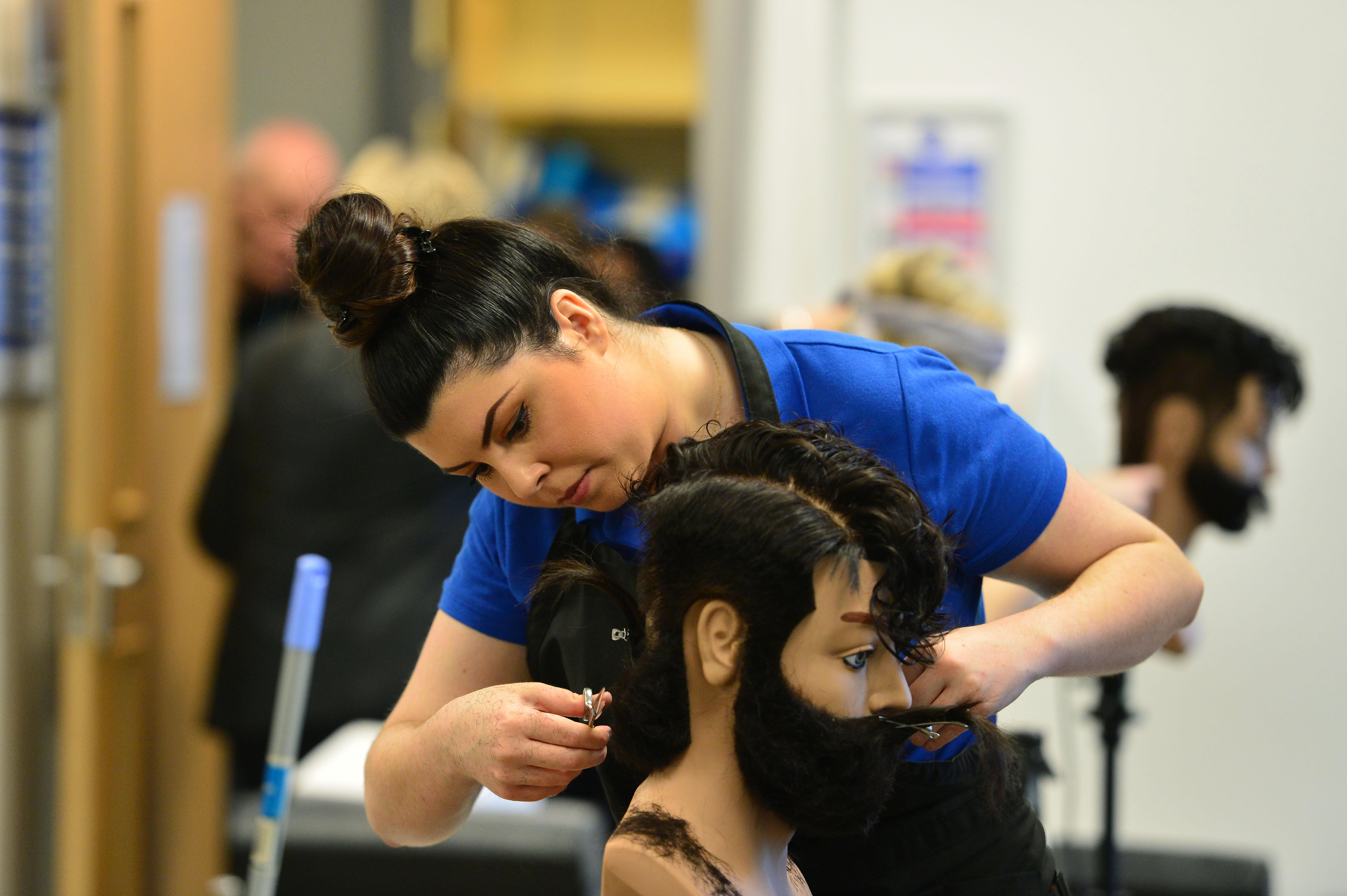 Eleni Constantinou — hairdressing