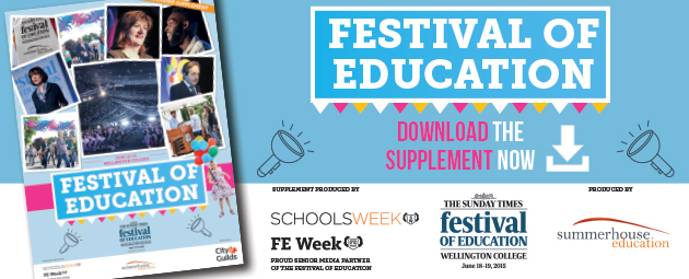 Festival of Education 2015