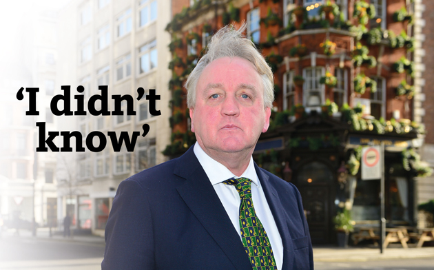 Former North Hertfordshire College principal Fintan Donohue denies knowledge of success rates manipulation