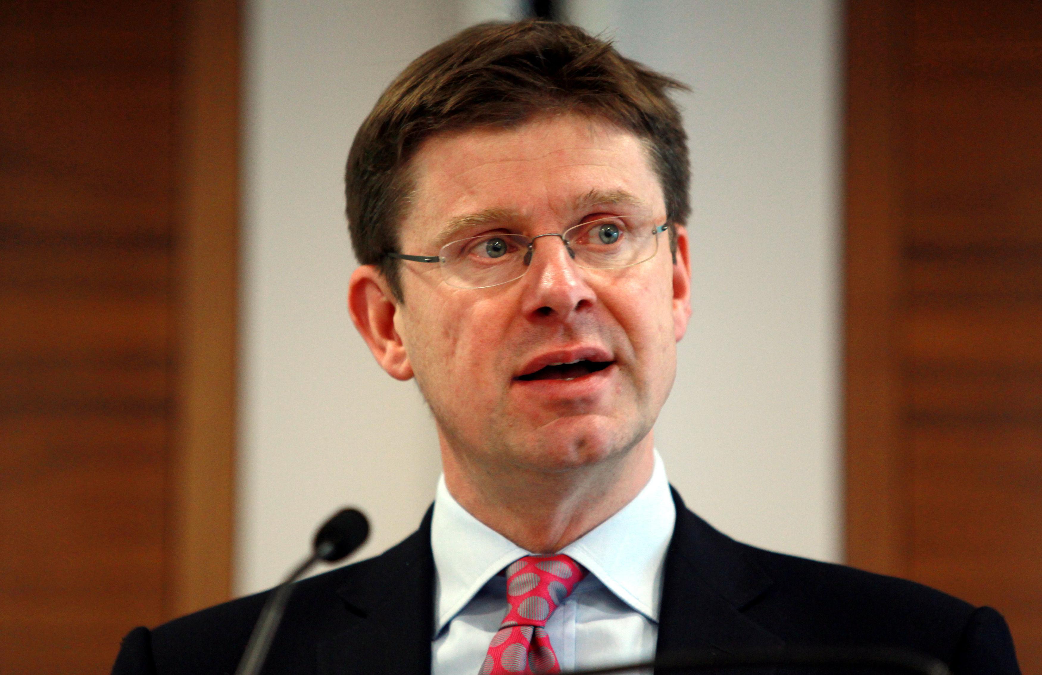 Communities and Local Government Secretary Greg Clark. Pic: David Jones/PA Wire