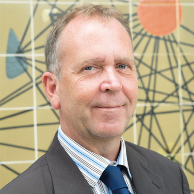 Richard Spencer, head of science, Middlesbrough College