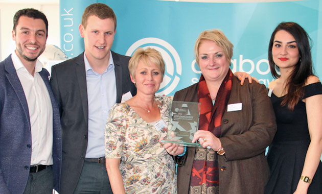 Apprentice employers honoured at London awards ceremony