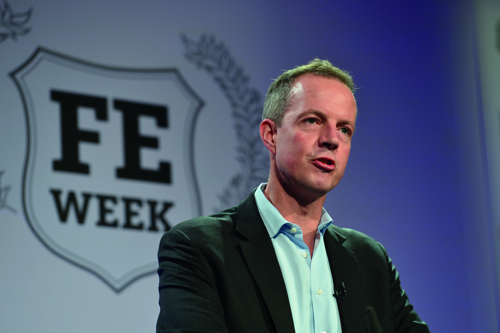 Skills Minister Nick Boles clears up area review question for sixth form college academies