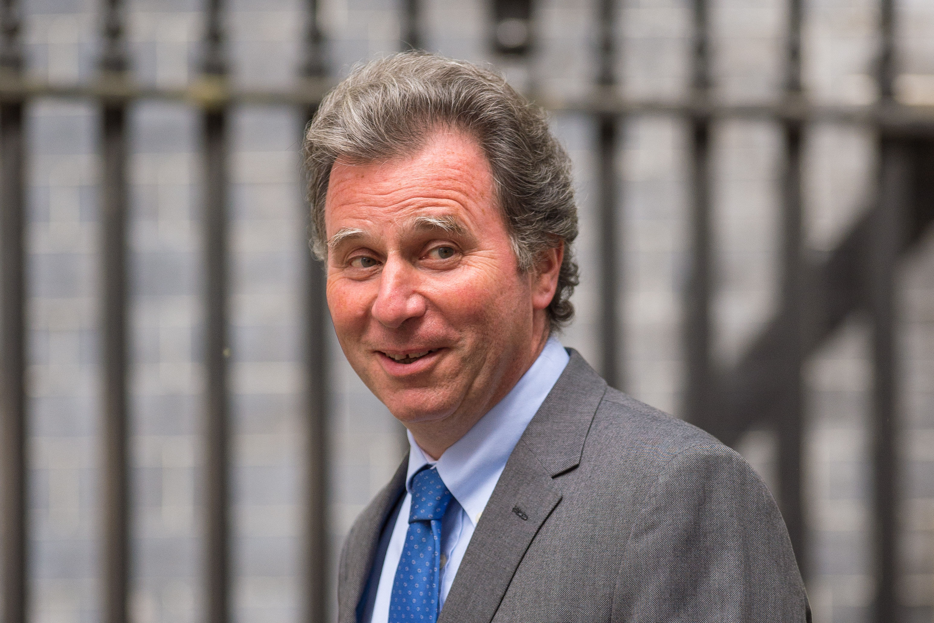 Chancellor of the Duchy of Lancaster Oliver Letwin, who is in charge of the Cabinet Office. Pic: Dominic Lipinski/PA Wire