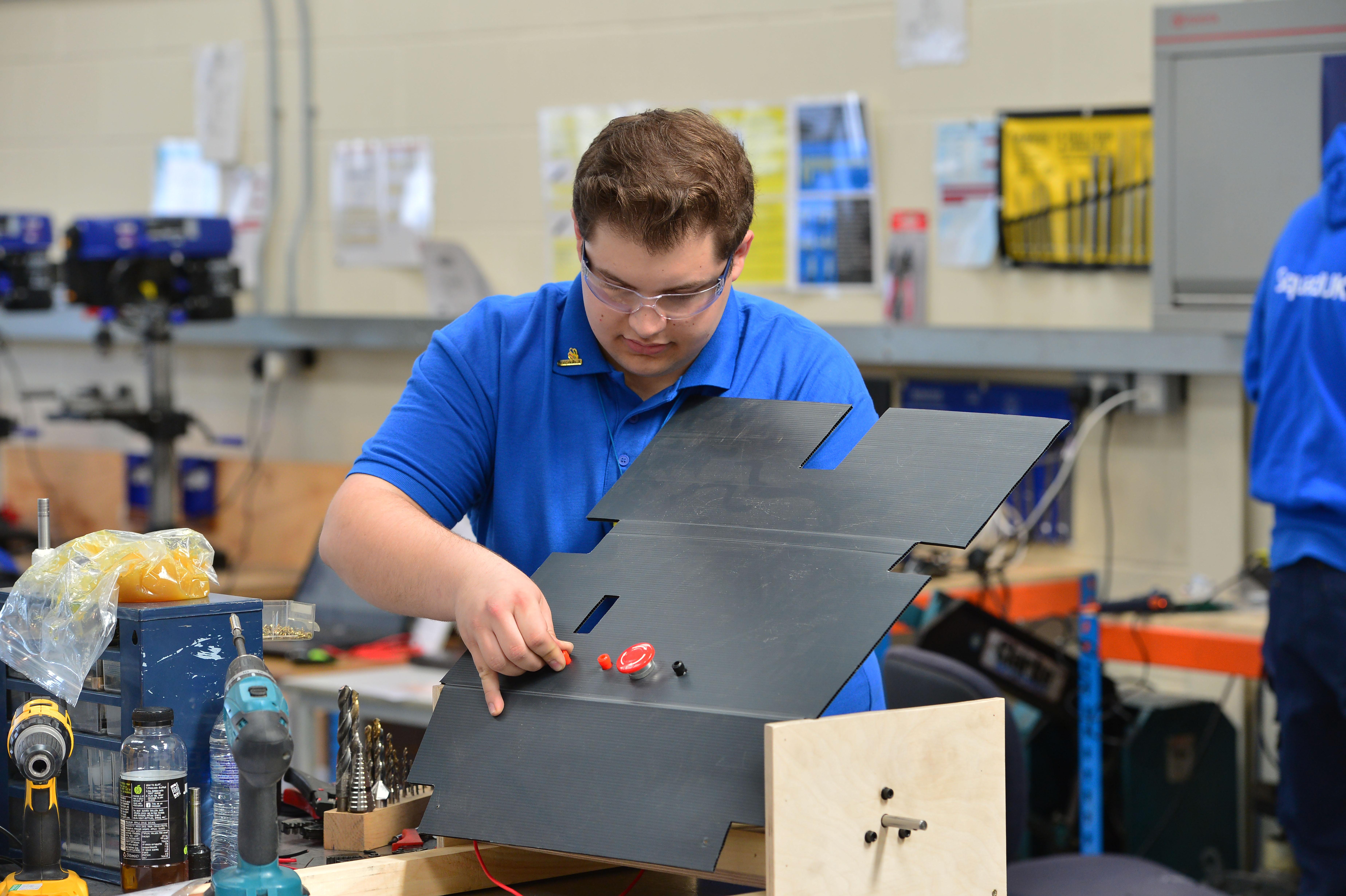 Patrick Devanney — manufacturing team challenge