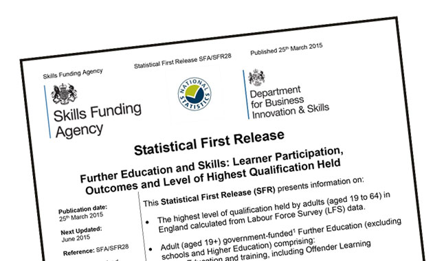 Government reviews FE scrutiny info
