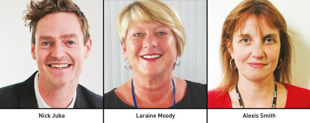 Edition 143: Nick Juba, Laraine Moody & Alexis Smith