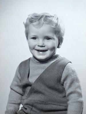 Eeles aged 2