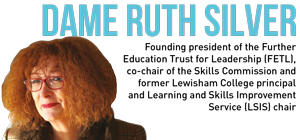 Dame-Ruth-Silver