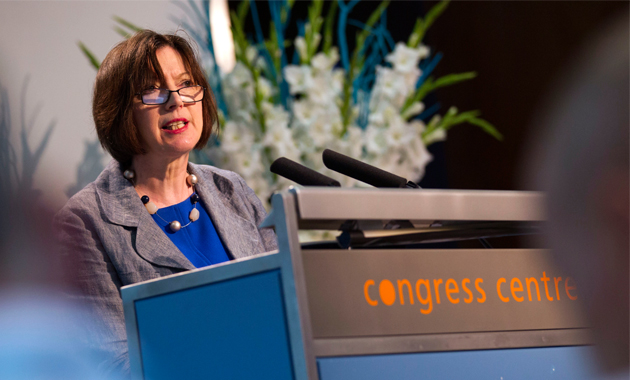 TUC general secretary tells Unionlearn conference that fighting FE cuts is 'first priority'