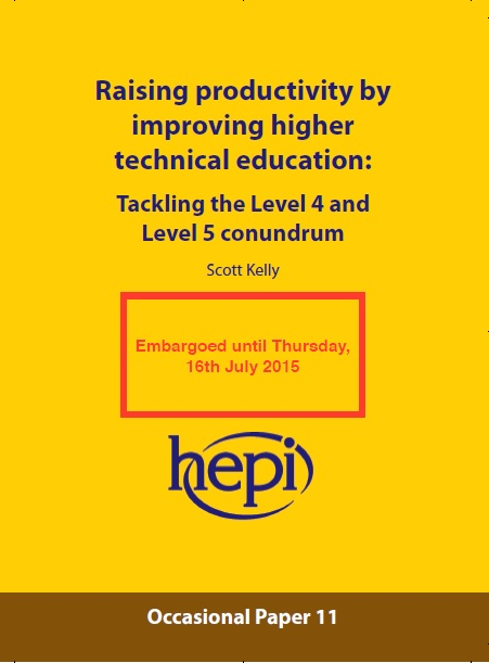 HEPI Occasional paper
