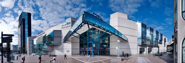 AAC 2016 will take place at the ICC Birmingham.