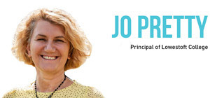 A principal's view upon closer FE Commissioner inspection