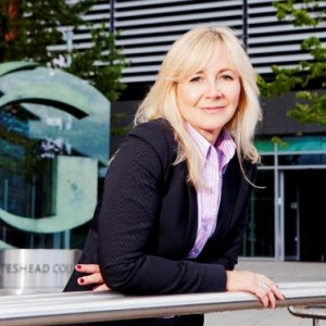 Judith Doyle, new principal of Gateshead College #2