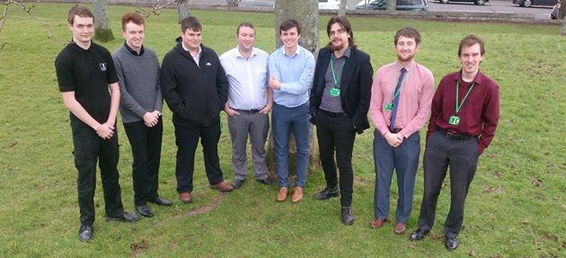 On your marks, get set, go! — apprentices' Brathay challenge final gets underway