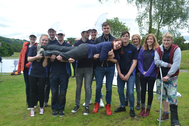 FE Week reporter Rebecca  Cooney is lifted by the Brathay Challenge-winning performance of the Dal Power Solutions team