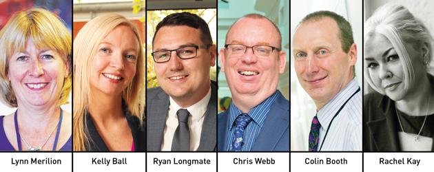Edition 144: Lynn Merilion, Kelly Ball, Ryan Longmate, Chris Webb, Colin Booth & Rachel Kay
