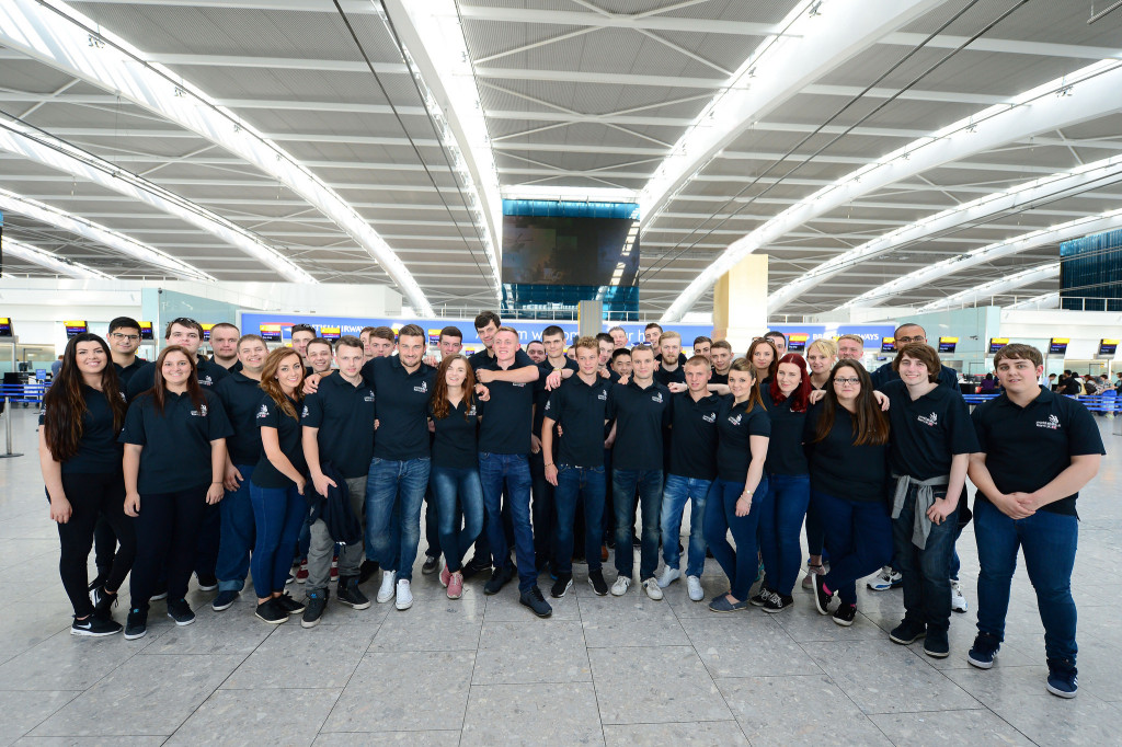 WorldSkills competitors set for starring role in opening ceremony
