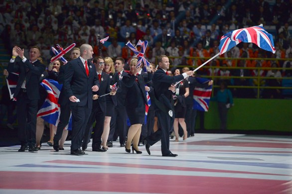 Team UK announced for EuroSkills Gothenburg
