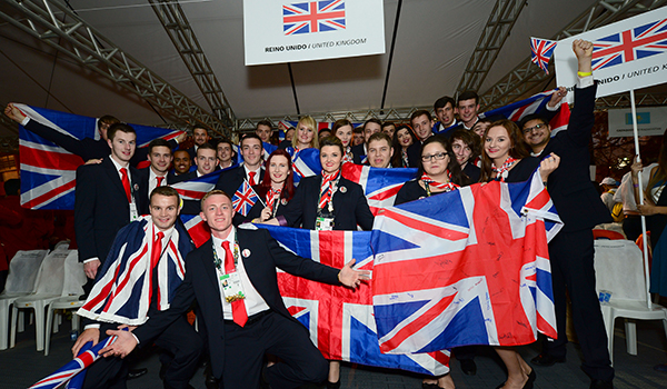 Video | Team UK's journey so far at World Skills 2015
