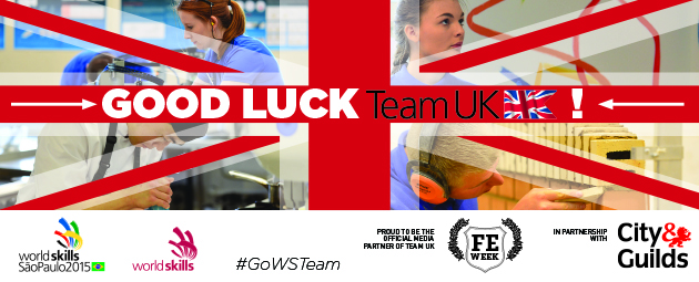 Come on team UK