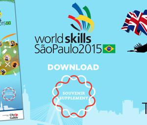 WorldSkill 2015 - Team UK Souvenir Supplement