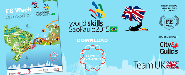 WorldSkill 2015 - Team UK Souvenir Supplement