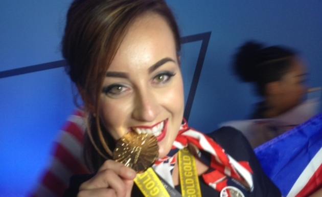 Sao Paulo you beauty! Triple UK gold crowned with best WorldSkills competitor first